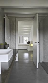 Betonlook beton cire