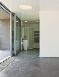 betonvloer plaatsen
