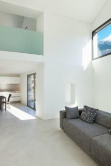voorbeeld gepolierde beton